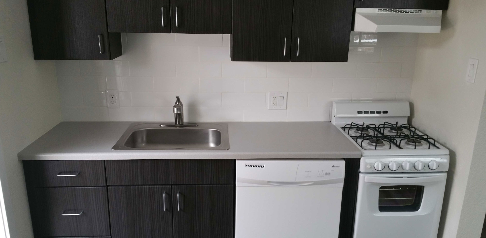 Remodel Apartment Kitchen